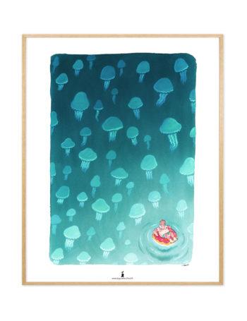 les meduses-affiche